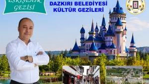 Dazkırı Belediyesi Olarak Kadınlara Özel Kültür Gezilerimiz Eskişehir İle Devam Edecek