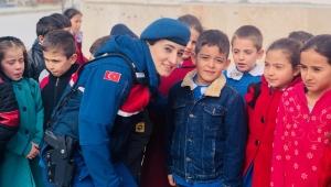 Dersimiz Jandarma uygulaması İscehisar'da
