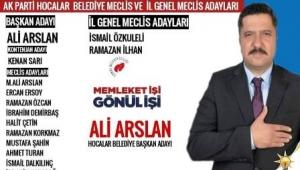Hocalar'ın İGM ve Belediye Meclisi belli oldu