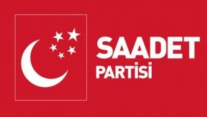 Dinar Saadet Partisi İGM ve Belediye Meclisi Adayları belli oldu