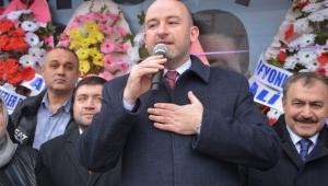 Sezen : Rahmetli Erbakan hocamızın hayali olan ilaç sanayinin ilk adımlarını atacağız