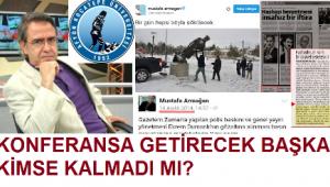 Tescilli Atatürk düşmanı ve kripto FETÖ'CÜ olduğu iddia edilen kişi Afyon'a konferansa getiriliyor