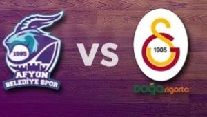 Afyon Belediyespor Basketbol –Galatasaray Doğa Sigorta Maçının biletleri satışta