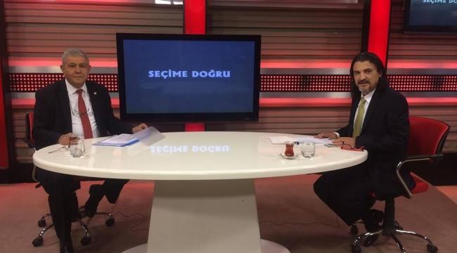 """""""AKP Evciler İlçe Başkanı GES projesini sana yaptırmayız biz yapacağız"""" dedi"""