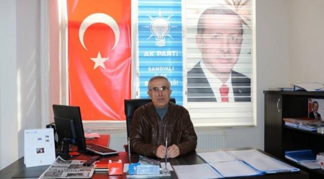 Akparti Sandıklı İlçe Başkanı : İttifakın Yapıldığı İl ve İlceler Bellidir