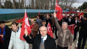 Atatürk'ün Dinar'a Gelişinin 89. Yıl Dönümü kutlandı