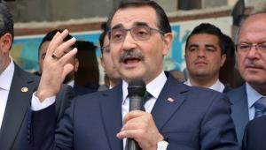 Bakan Dönmez : Dinar'daki kömür rezervinin 4'te 3'ü 30 milyar dolar