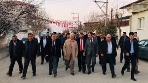 Bakan Yardımcısı Ahmet Koca Hafta sonu Afyonkarahisar'da seçim çalışması yaptı
