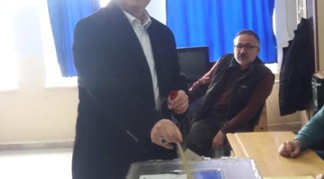 Bakan Yardımcısı Ahmet Koca Oyunu Bolvadin'de kullandı