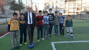Başkan Mustafa Çöl Çocuklarımızla Buluştu