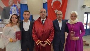Başkan Mustafa Çöl Nikah Rekoru Kırıyor