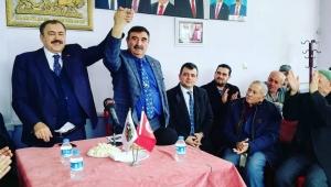 Cumhurbaşkanı Irak Özel Temsilcisi Eroğlu Gömü'yü ziyaret etti