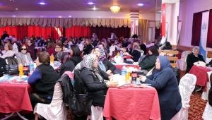 Dinar'da Kadınlar Günü Programı Gerçekleştirildi