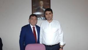 DP İl Başkanı Şensoy GİK'te