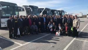 Emirdağ Ziraat Odası Konya Tarım Fuarına Katılım Sağladı