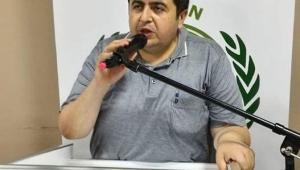 Ertürk : Acı ve karanlık içerisindeki soğuk Suriye zindanlarına umut ışığı olmak için imzalayabilirsiniz