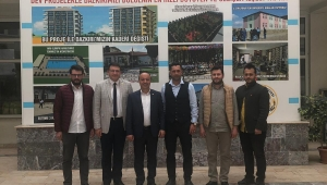 Genç Girişimciler'den Dazkırı'da Bir Dizi Ziyaret