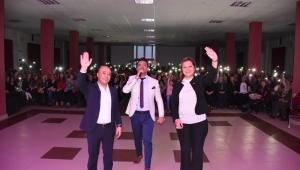 Kadınlar Günü Dazkırı'da Hafta Gibi Kutlanıyor