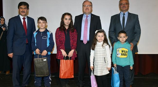 Kütüphaneler Haftası Etkinlikleri Başladı