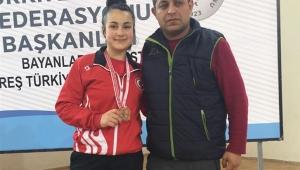Meryem, Yıldız Kadınlar Türkiye Üçüncüsü