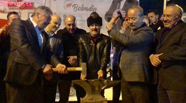 MHP'liler Bolvadin'de Nevruzu Kutladı