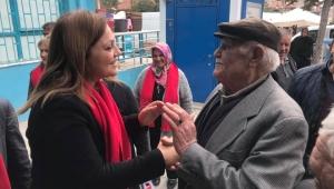 Milletvekili Köksal CHP Tabanından Belediye'de Millet İttifakına, İGM'de CHP'ye oy istedi