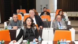 Müşterek Meslek Komitesi Toplantısı Yapıldı