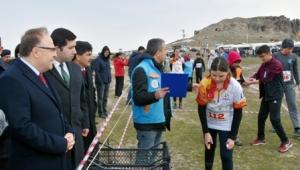 Oryantiring Gençler Türkiye Şampiyonası Afyon'da Yapıldı