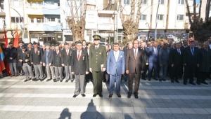 Sandıklı'da Çanakkale zaferinin 104. Yıldönümü törenle anıldı