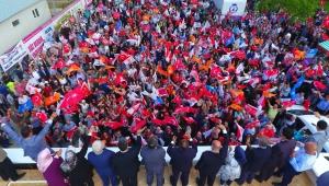 Sezen Afyonkarahisar halkını 'Sevgi yürüyüşüne' davet etti