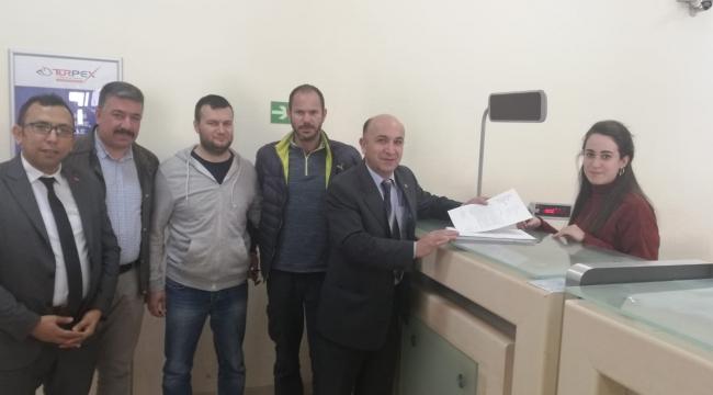 Türk Eğitim-Sen dilekçeleri MEB 'e gönderdi