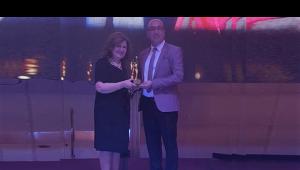 Yılın İlçe Belediye Başkanı Mustafa Çöl