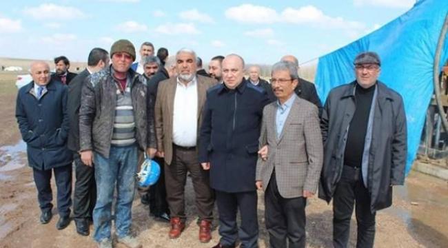 Yönter, Emirdağ'ı Ziyaret Etti