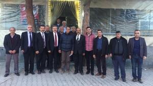 Yurdunuseven Sultandağı ilçesini ziyaret etti
