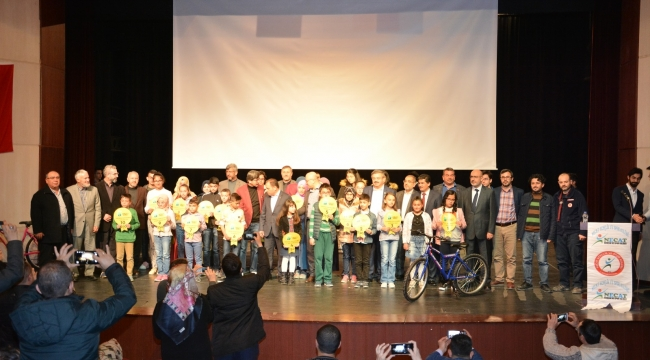 7. Ufka Yolculuk Afyon İl Ödülleri sahiplerini buldu