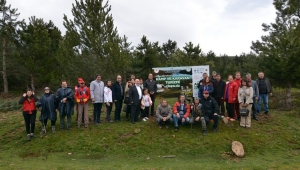 Akdağ Tabiat Parkı Hayran Bıraktı
