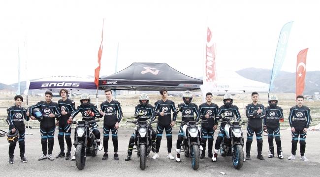 CF Moto 250 Cup Seçmeleri Afyonkarahisar'da Yapıldı
