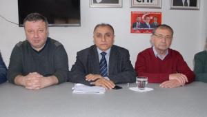 CHP İl Başkanı Ercan : 4 Belediye, 60 Belediye Meclis Üyeliği Ve 4 İGM Üyeliği Aldık