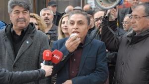 CHP İl Başkanı Ercan : Halkın iradesi hiçe sayılıyor