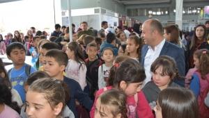 Dazkırı'dan 500'e Yakın Öğrencimiz Kitap Fuarında