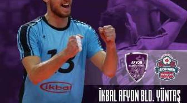 Efelerimiz Baraj etabı maçlarında Jeopark Kula Belediyespor'u 3-0 yendi