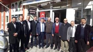 Emirdağ Akparti Belediye Başkanı seçilen Koyuncu Kutlamalarda açıklama yaptı