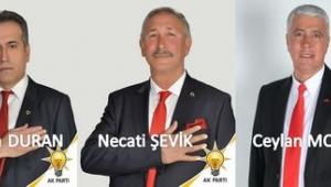 Emirdağ Yeni Dönem İl Genel Meclisi Üyeleri