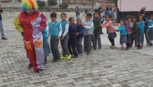 Gençlik Merkezi Çay İlçesi Koçbeyli İlkokulundaki Öğrenciler İle Buluştu
