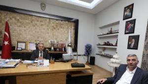 Gümüşhane Milletvekili Cihan Pektaş'tan Ziyaret