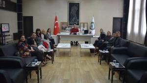 Kadın Girişimciler Kurulu'ndan ATB'ye Ziyaret