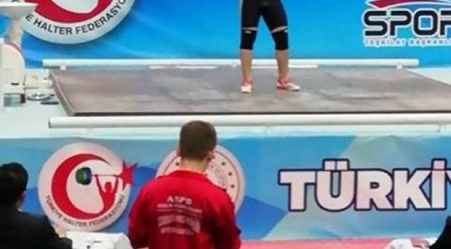 Ramazan Yaman Türkiye Şampiyonu Oldu