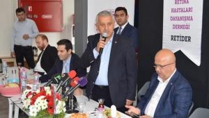 Retina Hastaları Derneği Türkiye'de İlk Olarak Afyonkarahisar'da Kuruldu