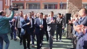 Serkan Koyuncu, Belediyeyi Devraldı