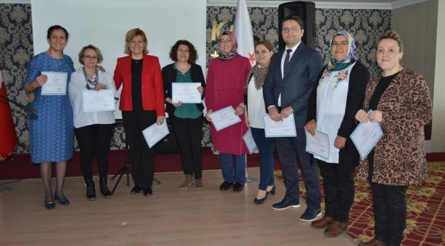 Yenidoğan NRP eğitimleri sona erdi